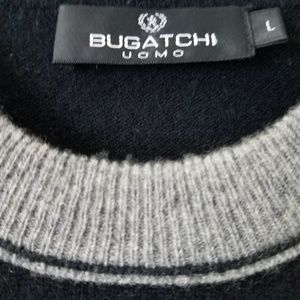 Bugatchi Sweaters - black cashmere sweater